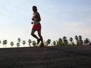 Exercise like jogging is great for hemroids natural treatment.